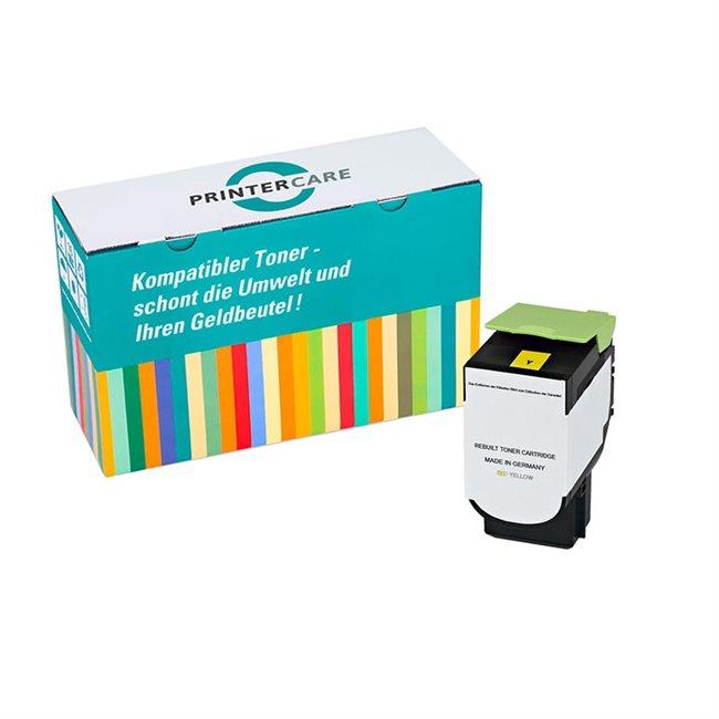 PrinterCare Toner gelb - 80C2XY0