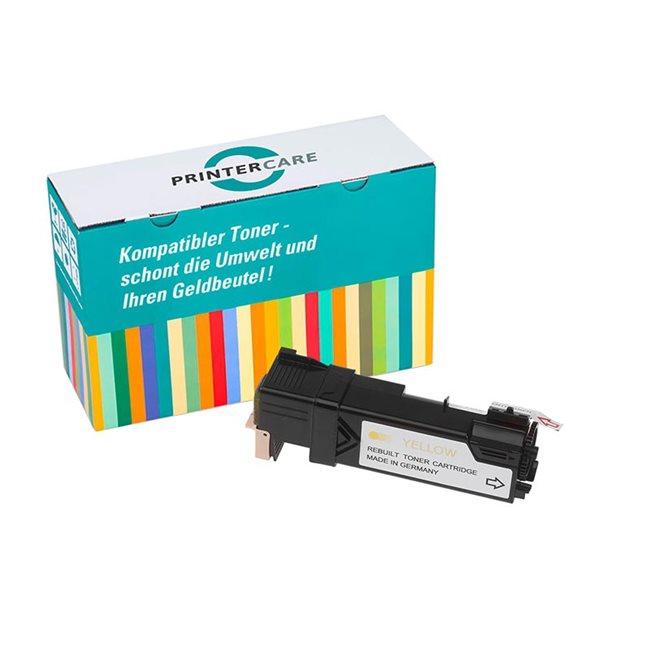 PrinterCare Toner gelb kompatibel zu 106R01454