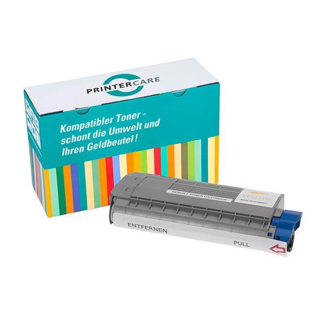 PrinterCare Toner gelb kompatibel zu 45396301