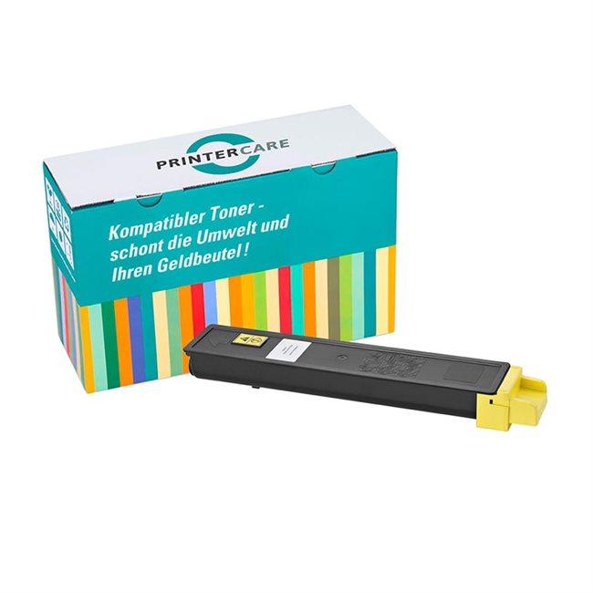 PrinterCare Toner gelb kompatibel zu 662510016