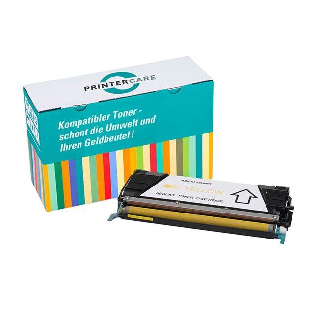 PrinterCare Toner gelb kompatibel zu C736H1YG