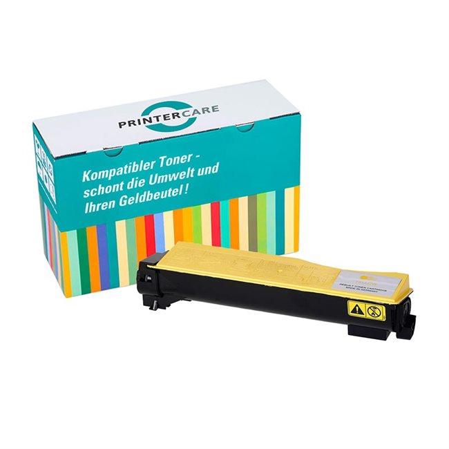 PrinterCare Toner gelb kompatibel zu TK-540Y