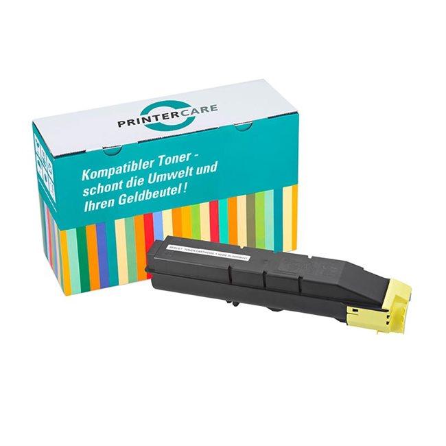 PrinterCare Toner gelb kompatibel zu TK-8305Y