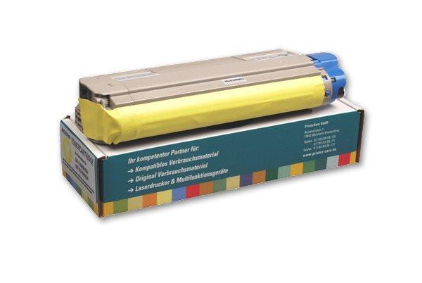 PrinterCare Toner gelb - PC-C710-Y