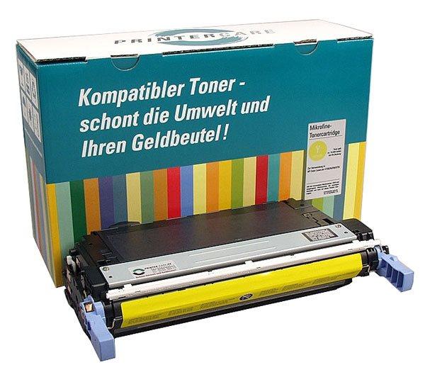 PrinterCare Toner gelb - PC-CLJ4005-Y