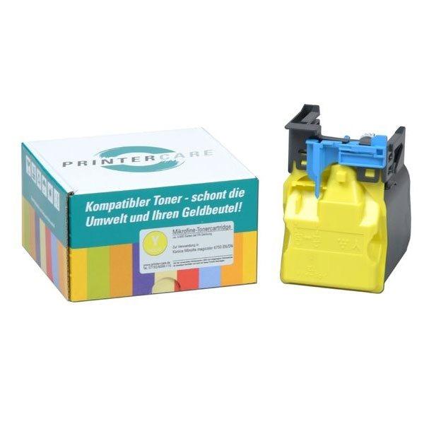 PrinterCare Toner gelb - PC-MC4750-Y, 6K