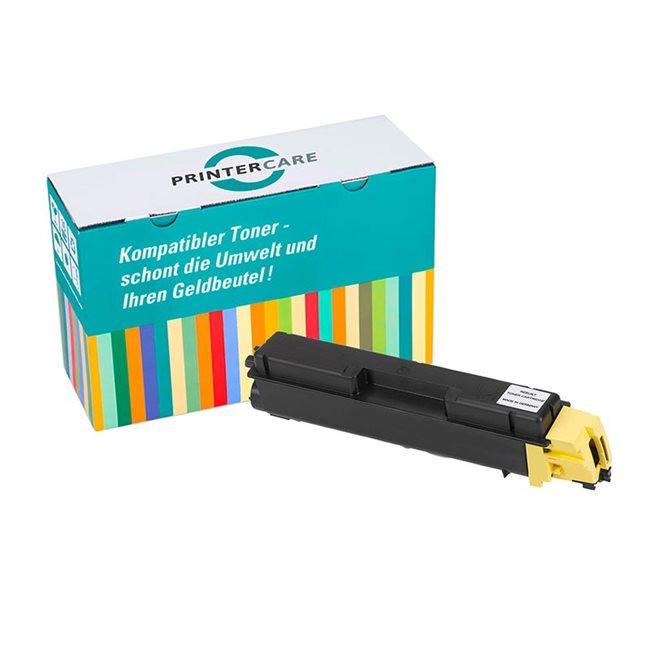 PrinterCare Toner gelb - TK-5135Y