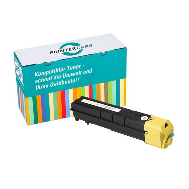 PrinterCare Toner gelb - TK-8705Y