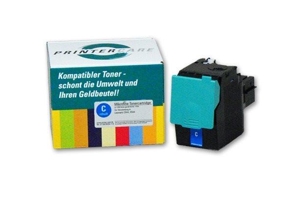 PrinterCare Toner HC cyan - PC-C544-C-HC
