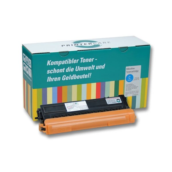 PrinterCare Toner HC cyan - PC-TN328-C-HC