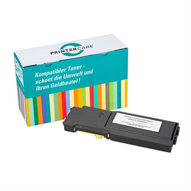 PrinterCare Toner HC gelb - 593-BBBR