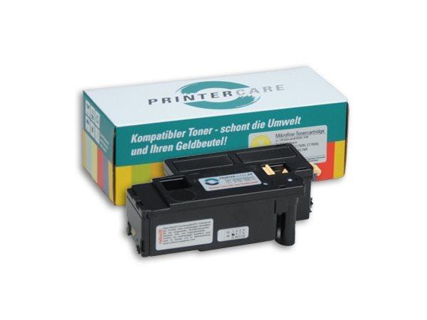 PrinterCare Toner HC gelb - PC-C1700-Y-HC