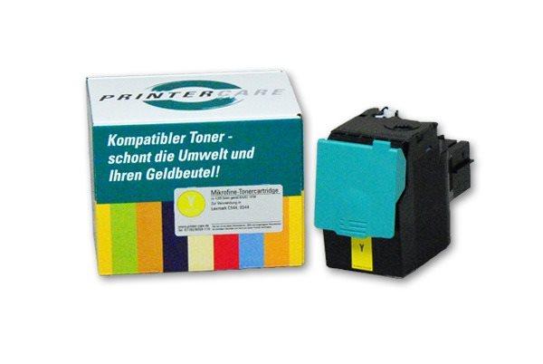 PrinterCare Toner HC gelb - PC-C544-Y-HC
