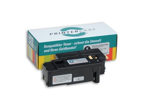 PrinterCare Toner HC schwarz - PC-C1700-BK-HC