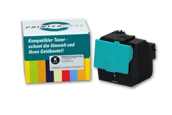PrinterCare Toner HC schwarz - PC-C544-BK-HC