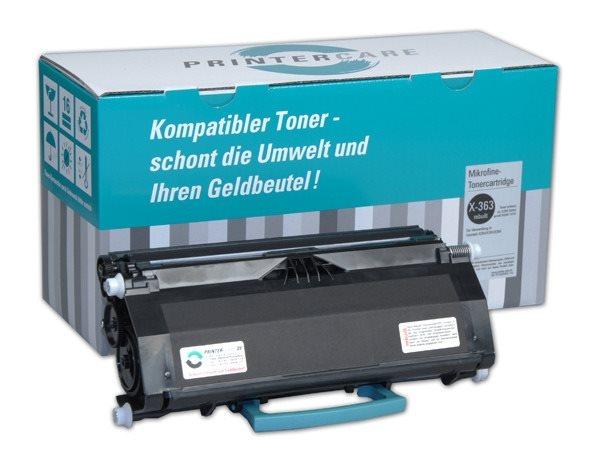 PrinterCare Toner HC schwarz - PC-X463-BK-HC