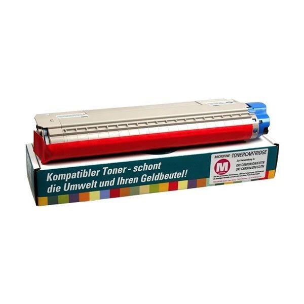 PrinterCare Toner magenta - C8600/8800-M
