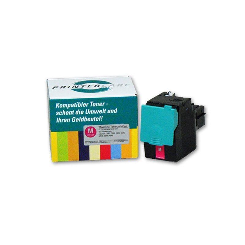 PrinterCare Toner magenta - PC-C540-M