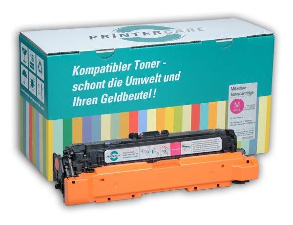 PrinterCare Toner magenta - PC-CLJCP4525-M