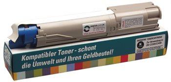 PrinterCare Toner schwarz - C3520/3540-BK