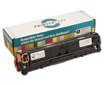PrinterCare Toner schwarz - PC-CLJCP1525-BK-S