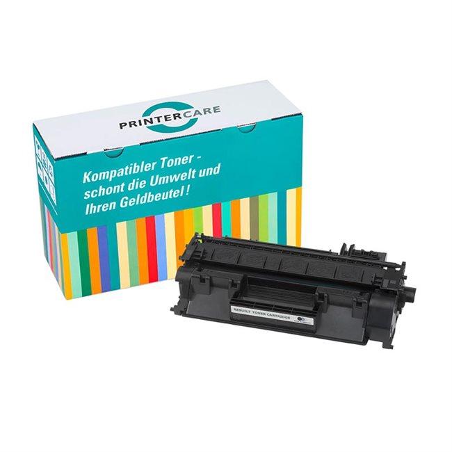 PrinterCare Toner schwarz - CE505A
