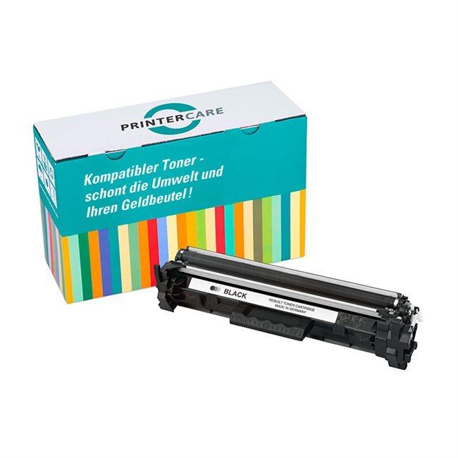 PrinterCare Toner schwarz - CF217A