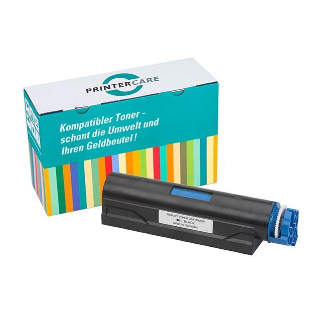 PrinterCare Toner schwarz kompatibel zu 44917602