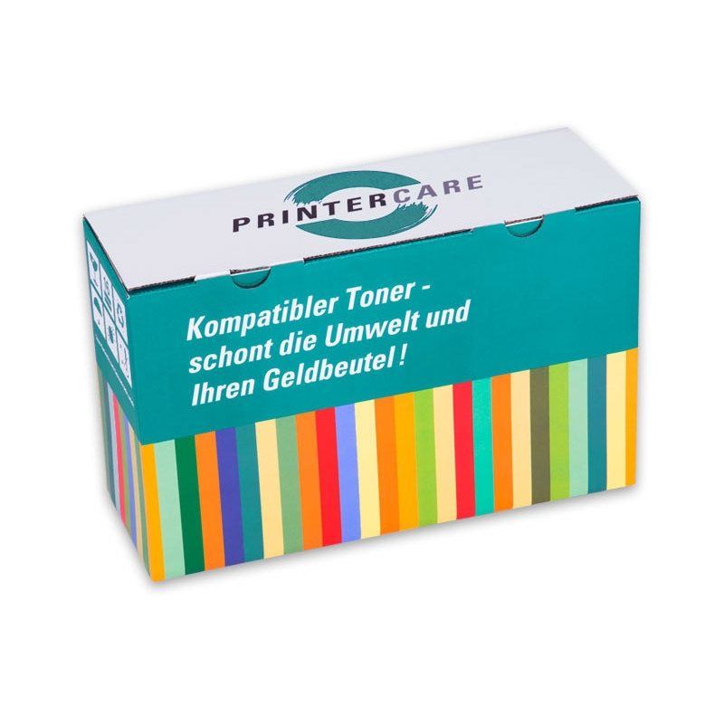 PrinterCare Toner schwarz kompatibel zu 60F2000