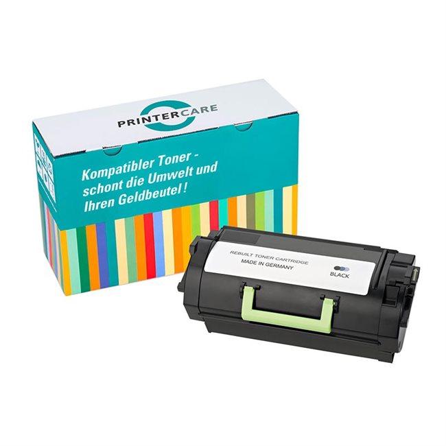 PrinterCare Toner schwarz kompatibel zu 62D2000