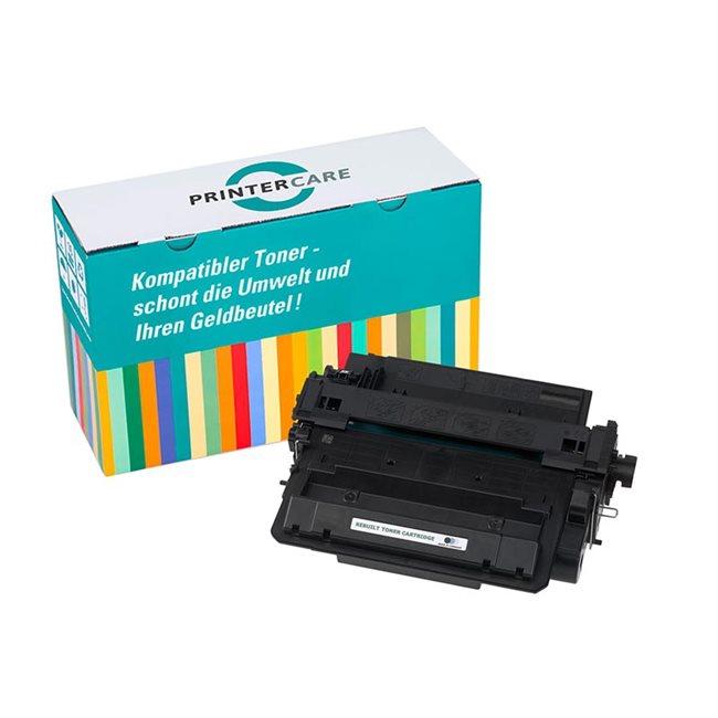 PrinterCare Toner schwarz kompatibel zu CE255X
