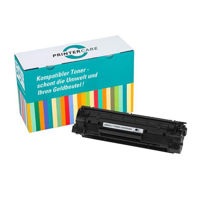 PrinterCare Toner schwarz kompatibel zu CF283A