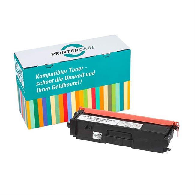 PrinterCare Toner schwarz kompatibel zu TN326BK
