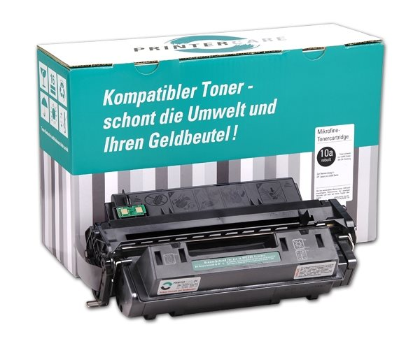 PrinterCare Toner schwarz - PC-10A