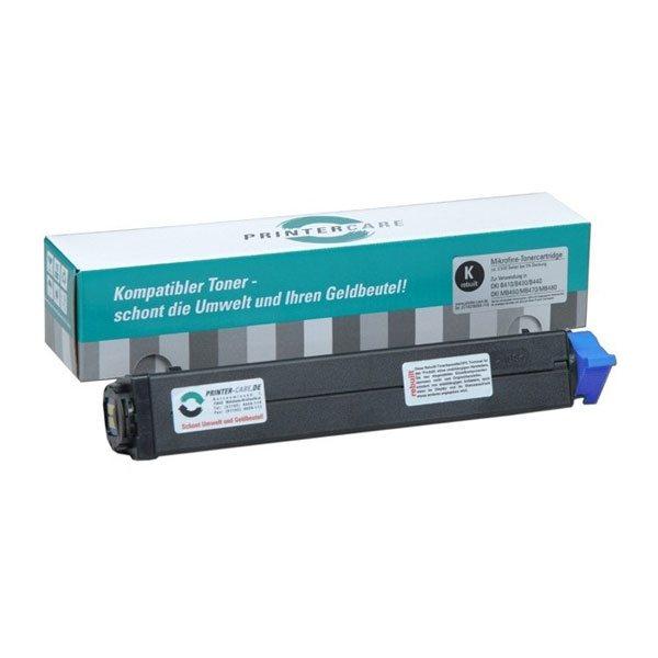 PrinterCare Toner schwarz - PC-B410 BK