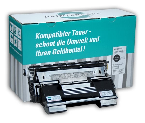 PrinterCare Toner schwarz - PC-B6200