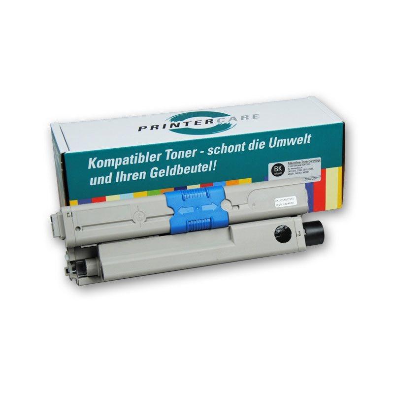 PrinterCare Toner schwarz - PC-C301-BK