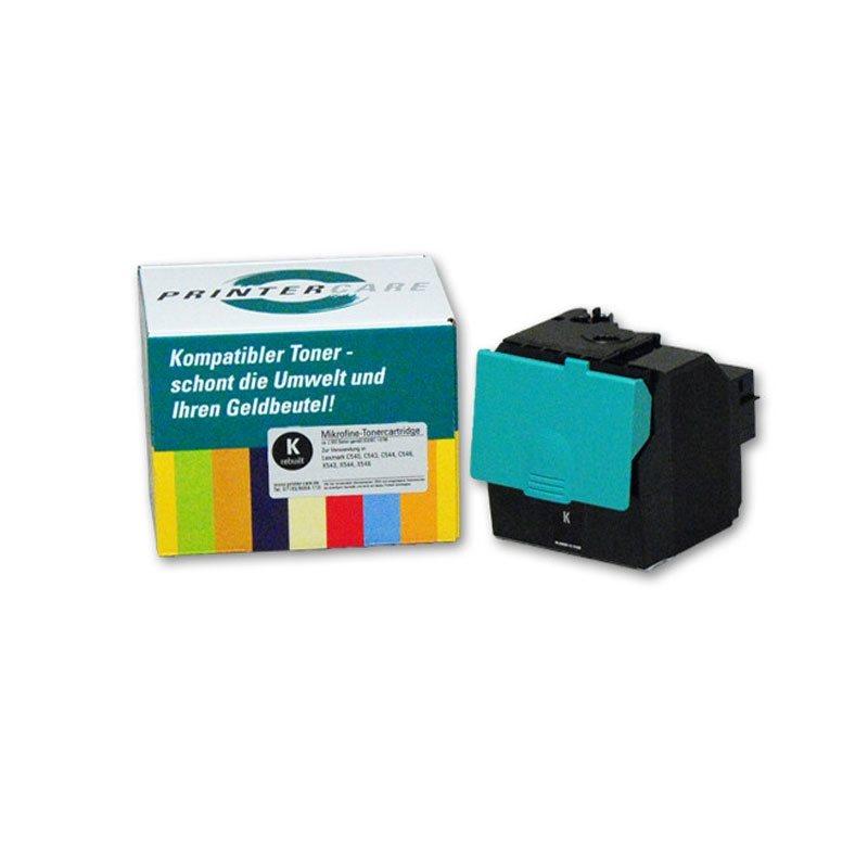 PrinterCare Toner schwarz - PC-C540-BK