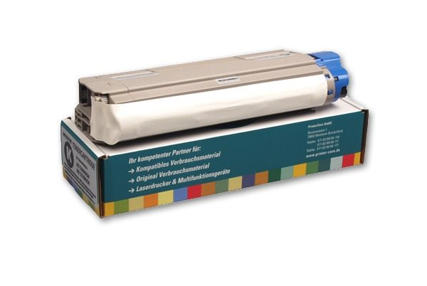 PrinterCare Toner schwarz - PC-C710-BK