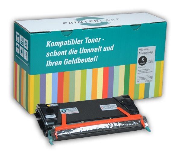 PrinterCare Toner schwarz - PC-C734-BK
