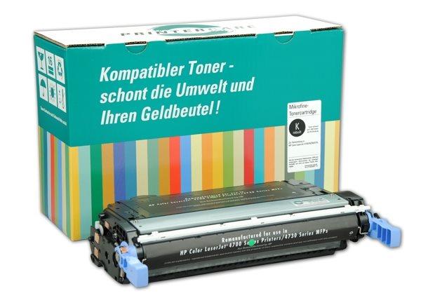 PrinterCare Toner schwarz - PC-CLJ4700-BK