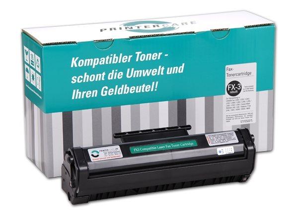 PrinterCare Toner schwarz - PC-FX-3  L300