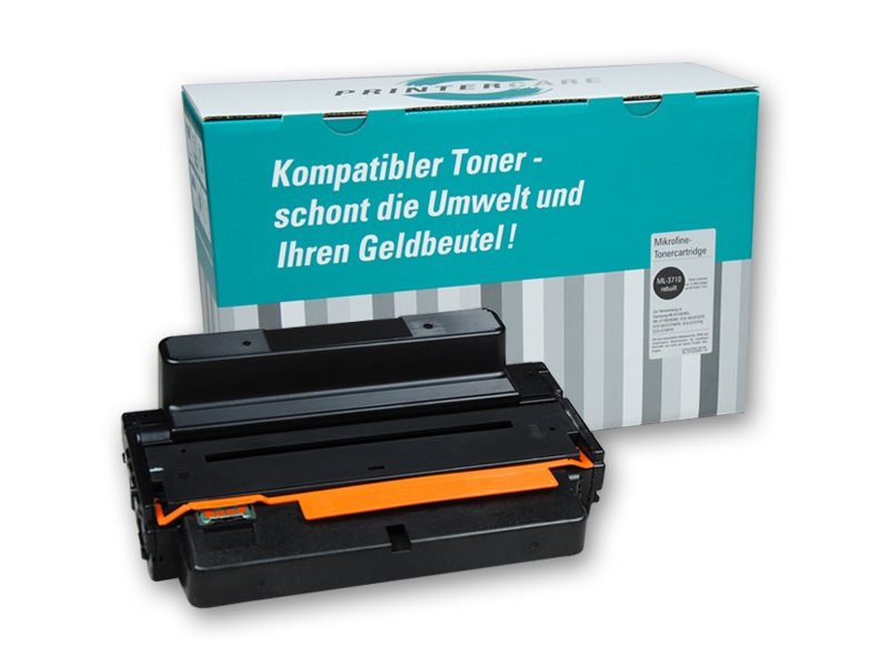 PrinterCare Toner schwarz - PC-ML3710-BK