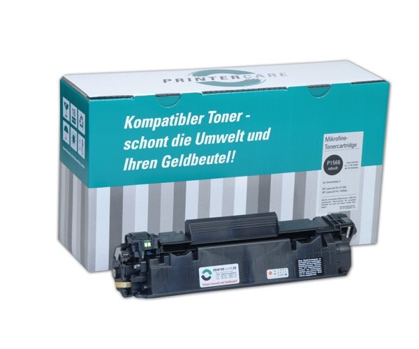 PrinterCare Toner schwarz - PC-P1566-HC
