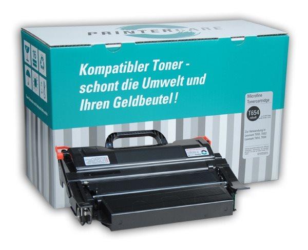 PrinterCare Toner schwarz - PC-T654