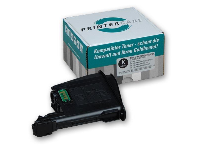 PrinterCare Toner schwarz - PC-TK-1115-BK
