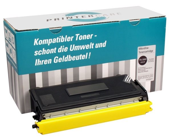 PrinterCare Toner schwarz - PC-TN-3060