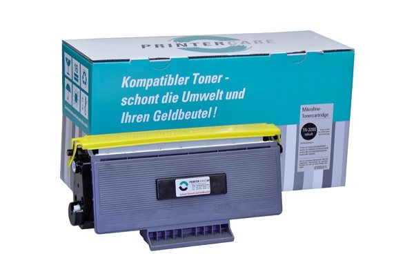 PrinterCare Toner schwarz PC-TN-3280