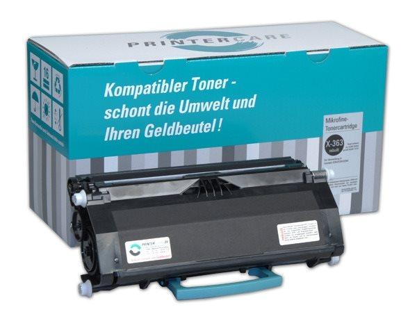 PrinterCare Toner schwarz -PC-X363/364/264-BK, 9K