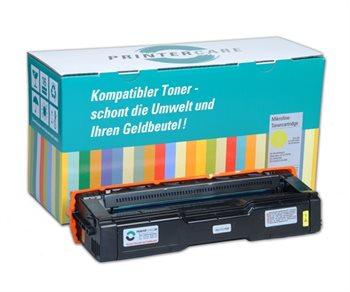 PrinterCare Toner yellow - PC-SPC232-Y